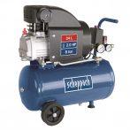 Scheppach [ Garancia: 24 + 24 hónap ] HC 25 olajos kompresszor 24 literes tartállyal - 5906115901