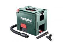 Metabo AS 18 L PC Akkus Porszívó 2 x 18V - 5,2 Ah LiPower [karton] 602021000