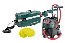 Metabo LSV 5-225 Comfort + ASR 35 M ACP + tartozék - készlet - 690940000