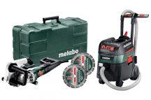 Metabo MFE 40 Falnútmaró szett : 2 gy.tárcsa + ASR 35 L ACP 691058000