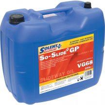SOLENT szánkenő & GP LUBRICANT VG68 20LTR - SOL7404368B