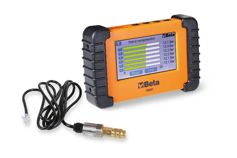 Beta 1464T digitális teszter nyomás és kompresszió méréséhez