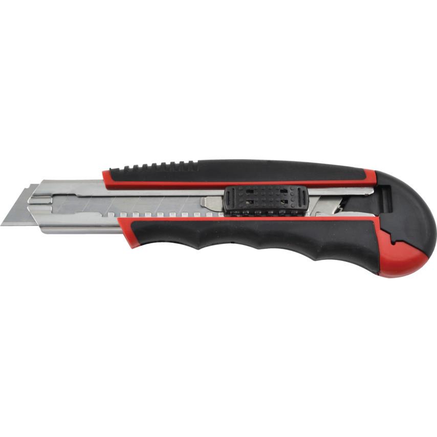 rugóterhelésű kés 8 szelvényű törőpengével - KEN5370740K